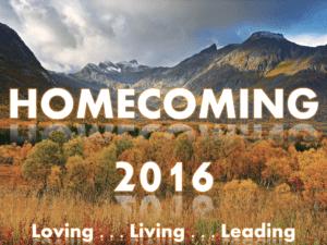 Homecoming 2016