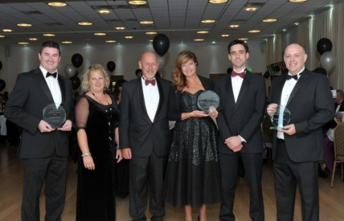 2011 Sian Lloyd-Jones Business Awards Winners