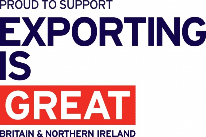 This is the endorsement logo for partners supporting Exporting is GREAT