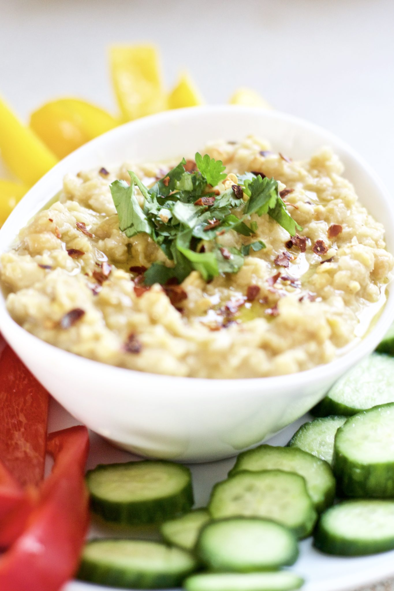 How to Make Homemade Hummus Without a Food Processor