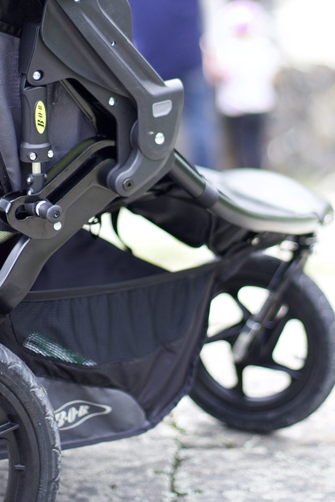 B.O.B. Revolution PRO Duallie (The Best All Terrain Double Jogging Stroller)