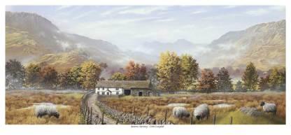 Autumn Morning Little Langdale