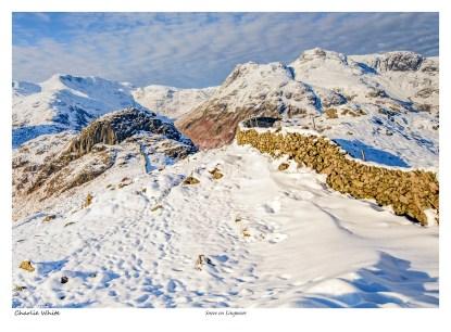 Snow on Lingmoor
