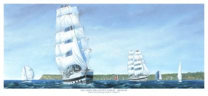 Brixham Tall Ships 50th Golden Jubilee
