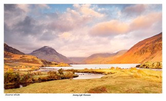 Evening Light Wastwater