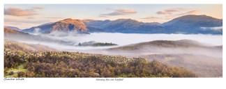 Morning mists over Fairfield