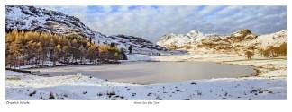 Winter Sun Blea Tarn