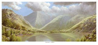 Wastwater Clouds Limited Edition Print
