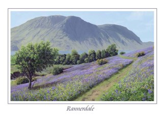 Rannerdale Greeting Card