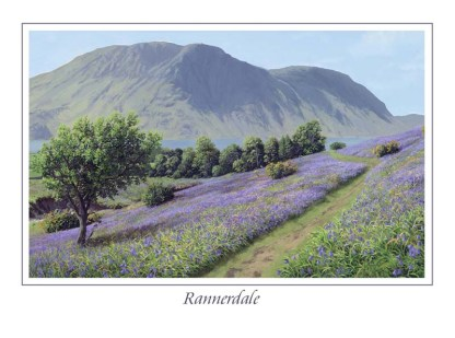 Rannerdale Greeting Card