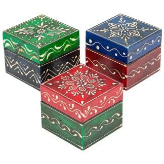 Mumbai Style Keepsake Box Small