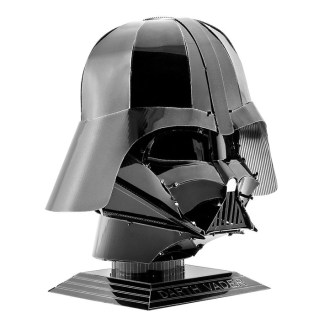 3D - Star Wars Darth Vadar Helmet Metal Puzzle
