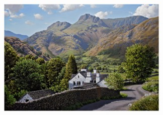 The Glorious Langdale Valley