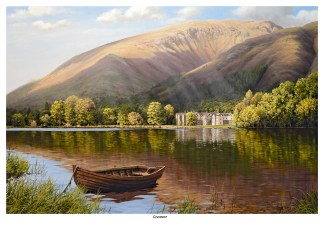 Grasmere First Edition Print