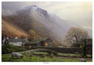 Great Gable Original Oil Painting