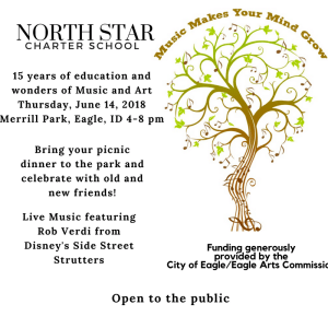 North Star's 15 Year Anniversary Event on June 14th.