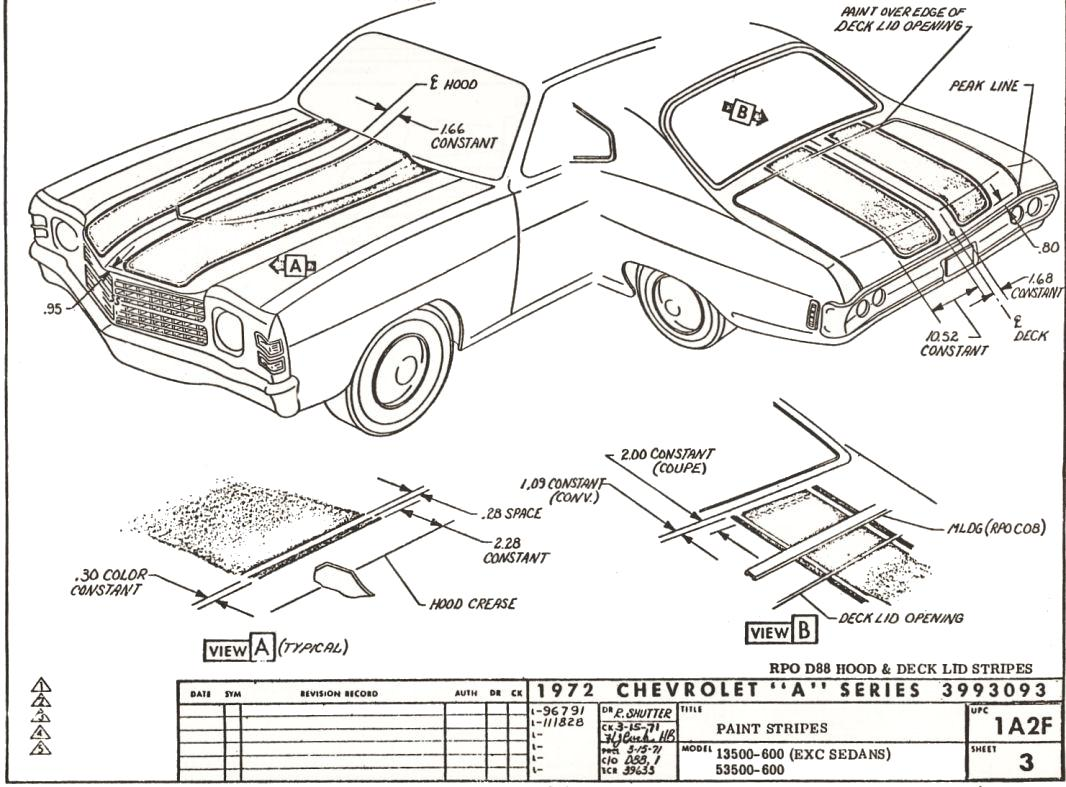 Wrg 72 Corvette Dash Wiring Diagram