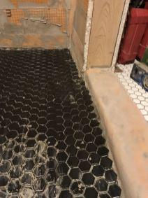 Bad hexagon tile job (3)