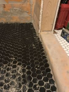 Bad hexagon tile job (3)