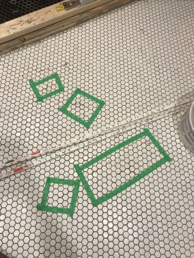 Bad hexagon tile job (5)