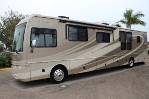 2008 Fleetwood Excursion 40X Class A Diesel Motorhome