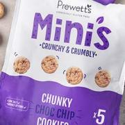 Choc Chip Minis Wins Grocer Award