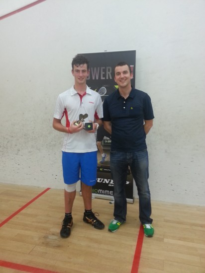 BU19 runner-up Cai Younger