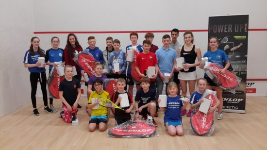 Northern Jnr Open Finalists