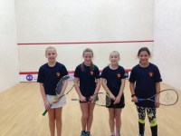 Girls U13 Team October 2016