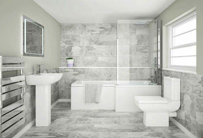 5 Big Bathroom Ideas For Small Spaces on Bathroom Ideas Small Spaces  id=85336