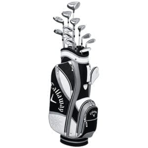 Callaway Solaire Gems Ladies Package Set