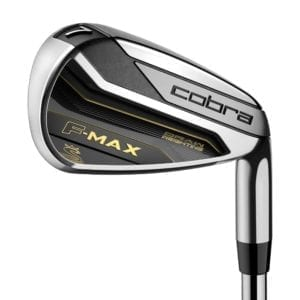 cobra f-max iron set steel hero
