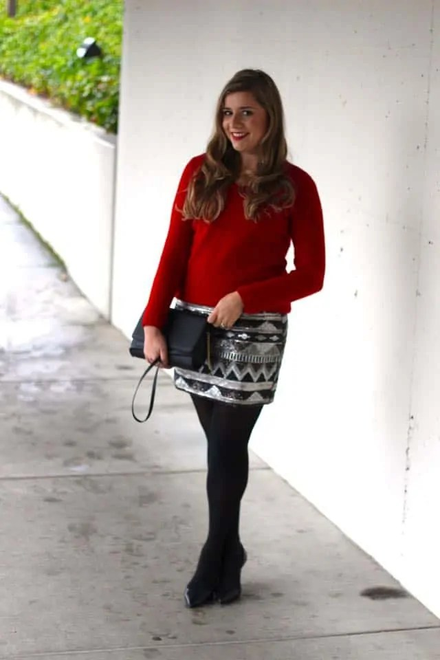 holiday party style - winter fashion