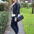 casual fall neutral outfit - fall fashion