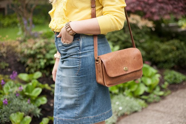 why you should wear yellow - how to wear yellow - summer trend yellow