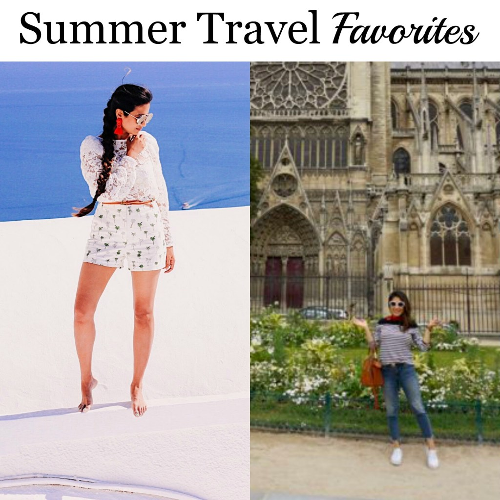 summer travel style