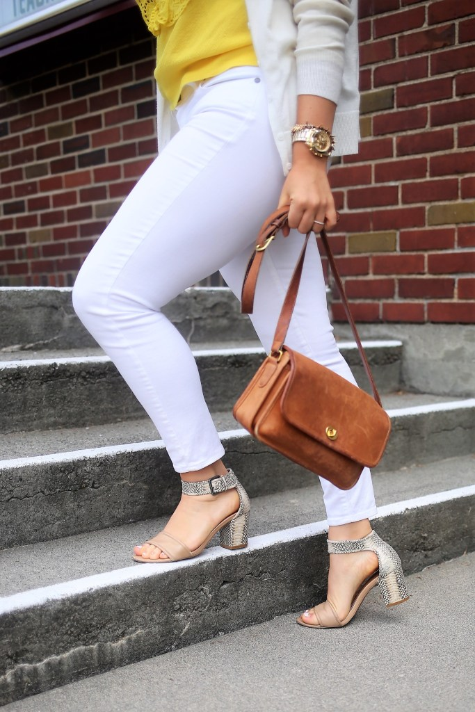 aea5342dbd94c ... how to wear white jeans with confidence - paige denim verdugo ankle -  J.Crew