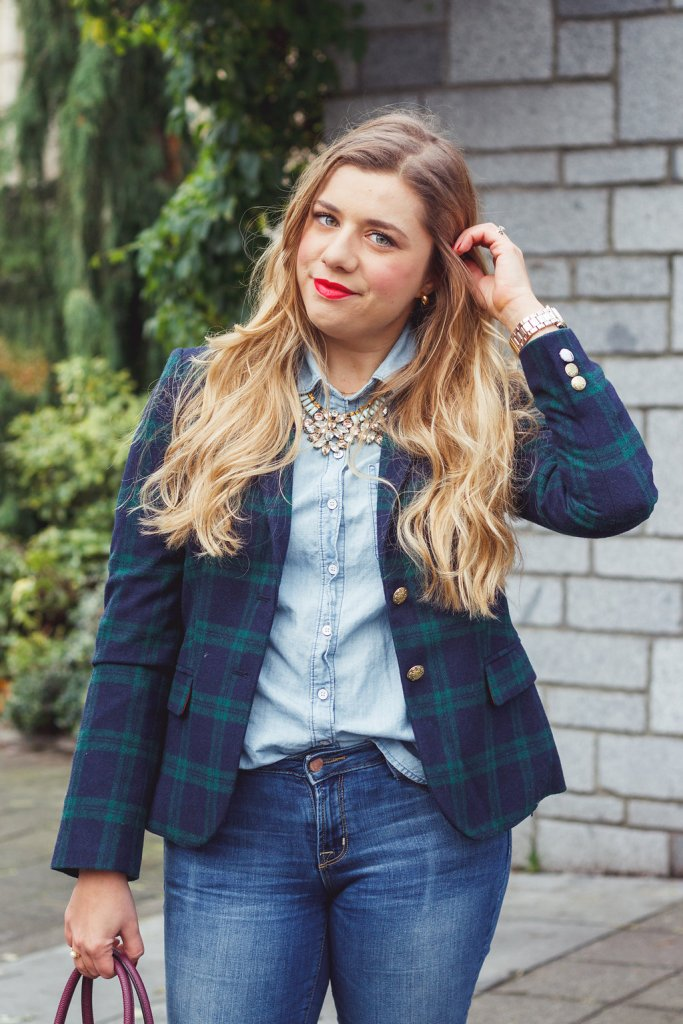 4 Ways To Embrace Your Inner Blair Waldorf Northwest Blonde