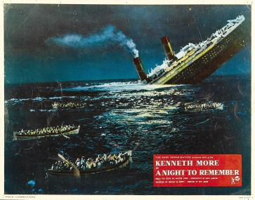 Image result for a night to remember poster
