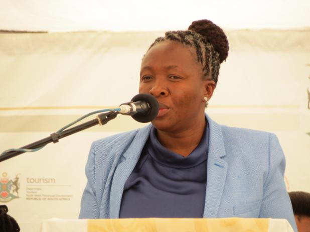 Taung Hotel School and Convention Centre officially opened