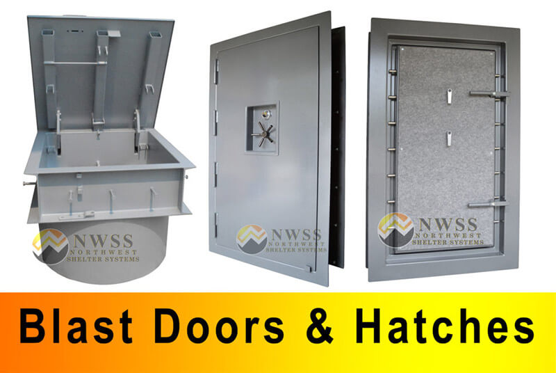 Blast Doors and Hatches  sc 1 st  Northwest Shelter Systems & Blast Doors and Hatches - Northwest Shelter Systems