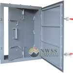 Blast Hatch Dual Door