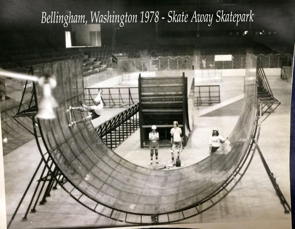 Old Bellingham Skate Park