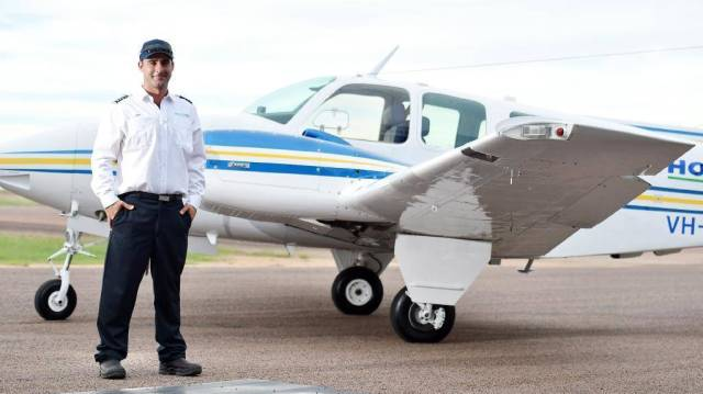 Josh Hoch was charged in 2017 with numerous offences including plane tampering, fraud, falsification of documents and other aircraft related offences.