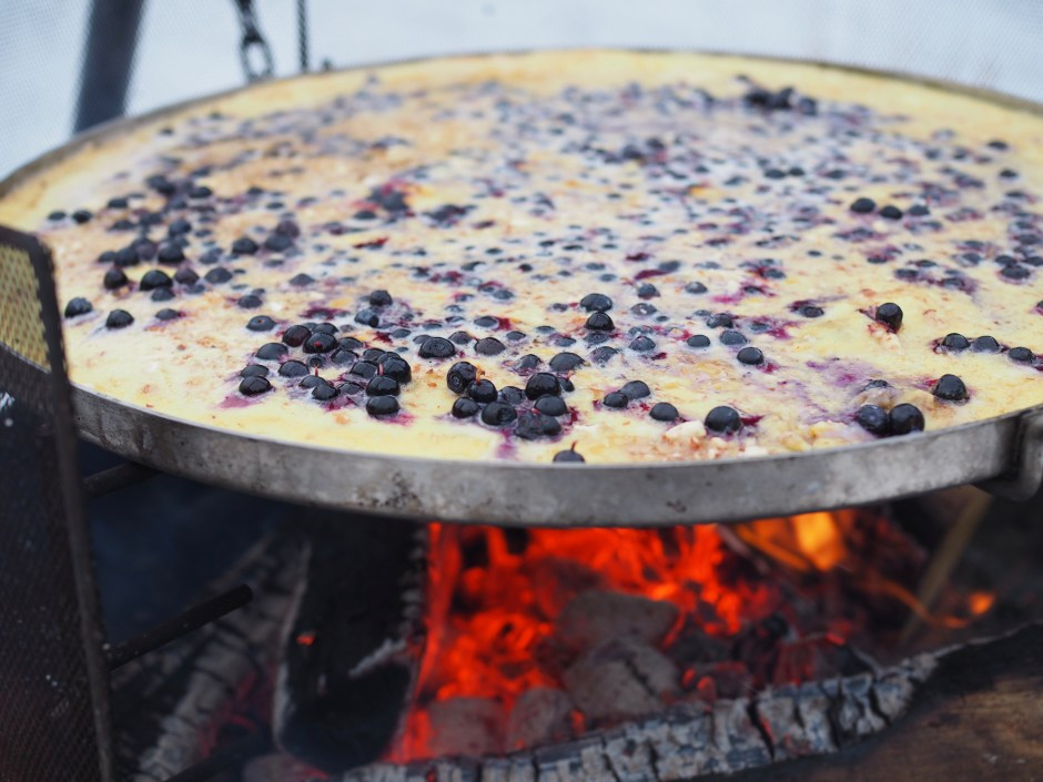 wild-blueberry-almond-pancake