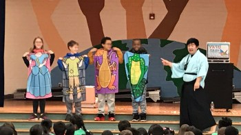 Cultural Arts Assembly – Japanese Magical Journey