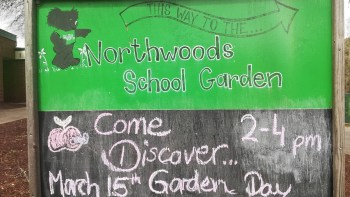 Garden Workday & Litter Sweep! March 15th
