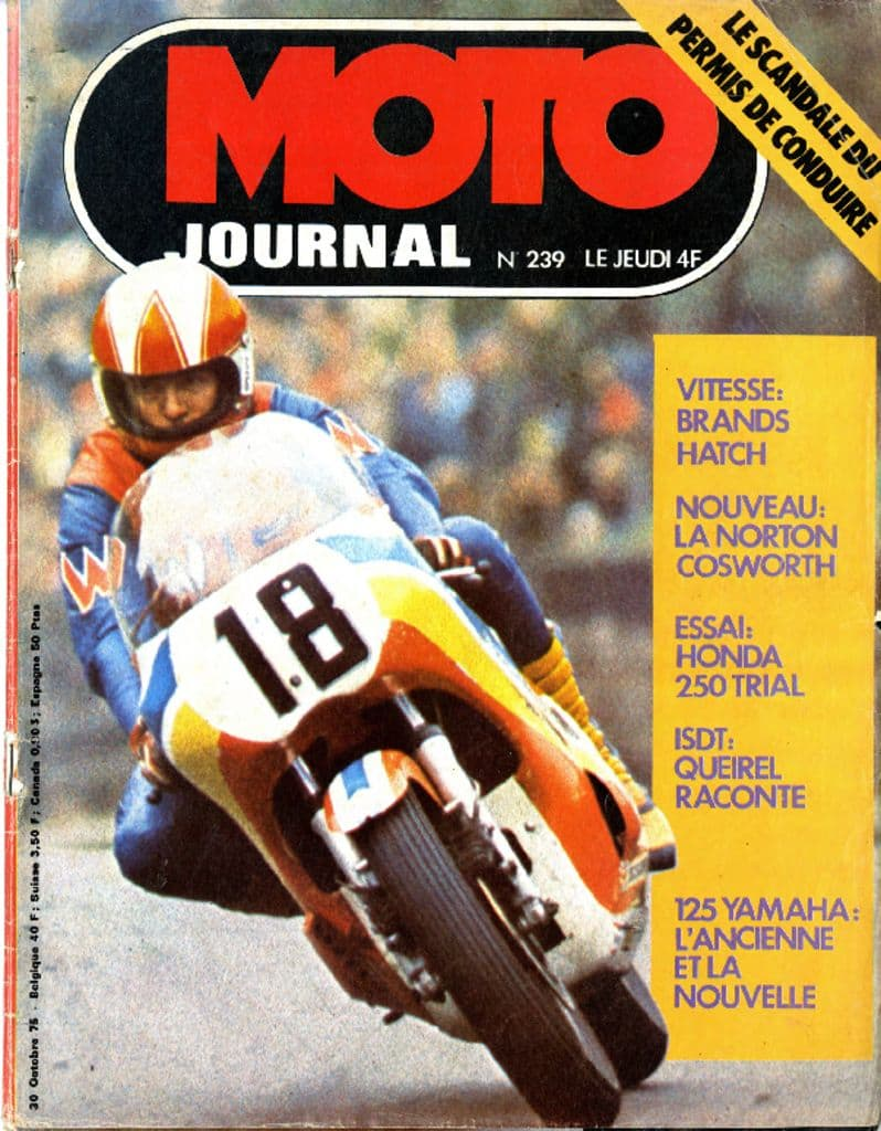 thumbnail of N° 239-Norton Challenge.2