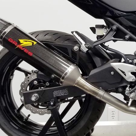 Arrow Competition EVO Full System Exhaust - Kawasaki Ninja 400