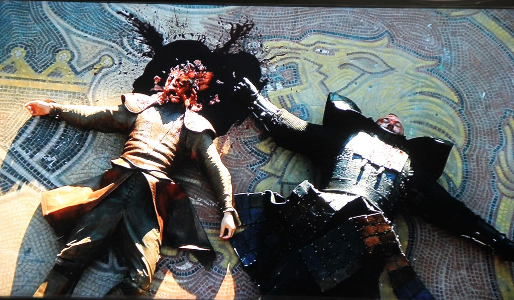 Image result for prince oberyn game of thrones death